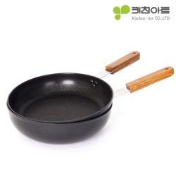 FORT 인덕션 후라이팬 2종(26후라이팬+26궁중팬)
