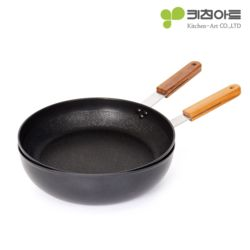 FORT 인덕션 후라이팬 2종(28후라이팬+28궁중팬)