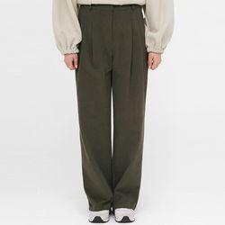 voni pintuck wide cotton pants (s m)