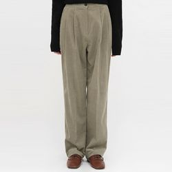 cookie corduroy straight pants (s m)