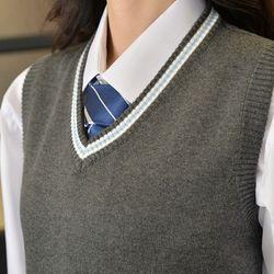 마법학교 청순한 마법사 블루 넥타이