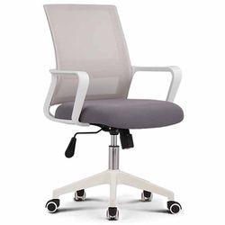 801 WHITE FRAME 사무실 학생 책상 의자