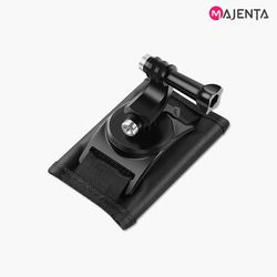 마젠타 고프로 액션캠 회전형 백팩 스트랩 마운트