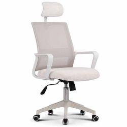 801 WHITE FRAME HEAD 사무실 학생 책상 의자