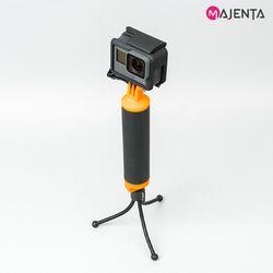 마젠타 고프로 액션캠 삼각대 플로팅 그립