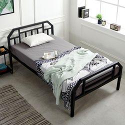 하우스틸  철제 슈퍼싱글 침대