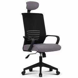 809 BLACK FRAME HEAD 사무실 학생 책상 의자