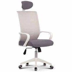 809 WHITE FRAME HEAD 사무실 학생 책상 의자