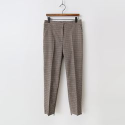 Check Tailor Trousers