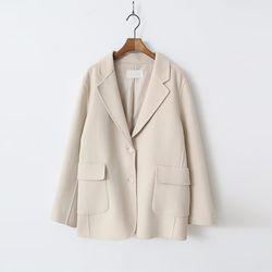 Wool Alice Jacket - 핸드메이드