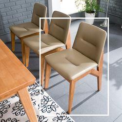 파고 원목 식탁 의자