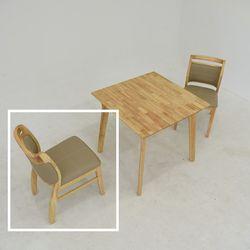 사모아 원목 식탁 의자