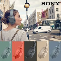 소니코리아정품 WH-CH510  무선 블루투스 헤드폰 NFC 30mm
