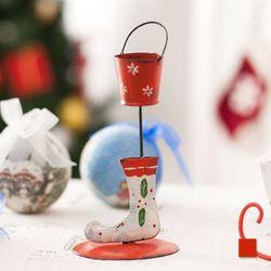 아이언삭스 14cm(2pcs) 트리 크리스마스 장식 TROMCG