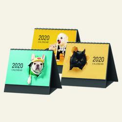 [1+1] 2020년 펫앤스토리 강아지&고양이 탁상달력 모음