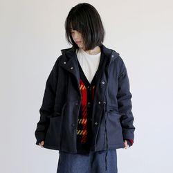 maline string jacket (2colors)