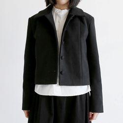 short wool jacket (2colors)