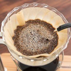 칼딘 핸드드립 커피 필터 여과지 V형