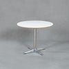 멜라민 원형 라운드 카페 티 테이블