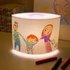 그림 그릴 수 있는 DIY LED 수면등 무드등 수유등
