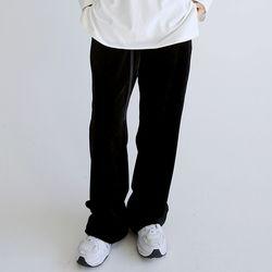 velvet banding pants (4colors)