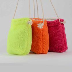Fleece mini Bag 플리스미니백
