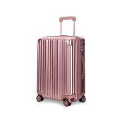토부그 TBG406 로즈골드 20인치 확장형 캐리어 여행가방