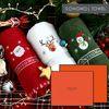 2019 NEW 크리스마스 한정판 타월 2매입 선물세트