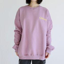 charming loose sweatshirt (3colors)