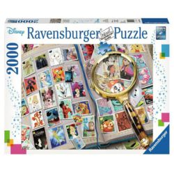 라벤스부르거  디즈니우표 직소퍼즐 20000피스