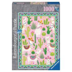 라벤스부르거  귀여운알파카 직소퍼즐 1000피스