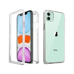 아이폰6플러스 클리어 더블 사이드 하드 케이스 P409