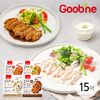 [무료배송] 굽네 소스가 맛있는 닭가슴살 3종 15팩