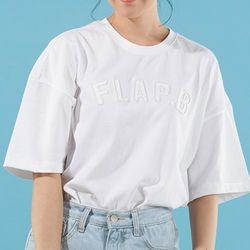 [플랩비]FLAP.B OVERFIT T-SHIRTS (WHITE)