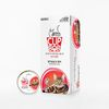 (국내산) 고양이 무곡물 하루한끼 닭가슴살 - 참치밥 6Px2 - d