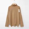 Laine Wool Half Turtleneck Sweater