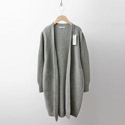 Laine Cashmere Wool Pocket Cardigan