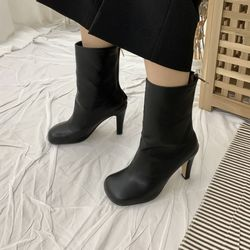 Square Booties