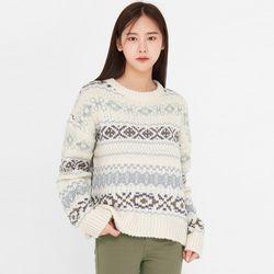 various lolli pattern knit
