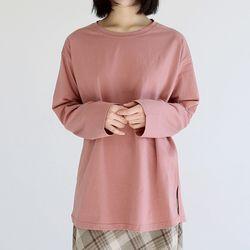 loose inner tee (pink)