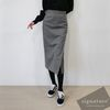One space Wool skirts