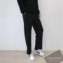Wool 12 wide pants