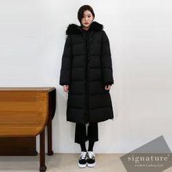 Black first Fur Jumper