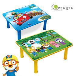 리빙코디 뽀로로 공부상 유아밥상 어린이책상