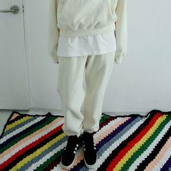 snug warm jogger pants (3colors)