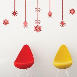 CHRISTMAS BALL 크리스마스볼 데코그래픽스티커