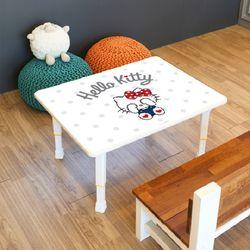 헬로키티 하이그로시 테이블 소(600x480)-다리높이조절
