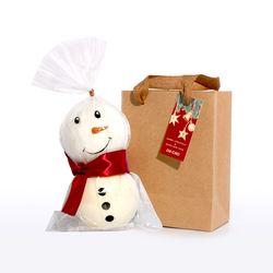 오초 스노우맨 배쓰밤 크리스마스 선물세트 거품입욕제
