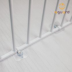 아가드 플렉스 접이식 안전문 바닥고정장치 2세트