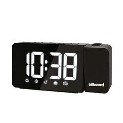 빌보드 디지털시계 [프로젝터&라디오 PC-02]